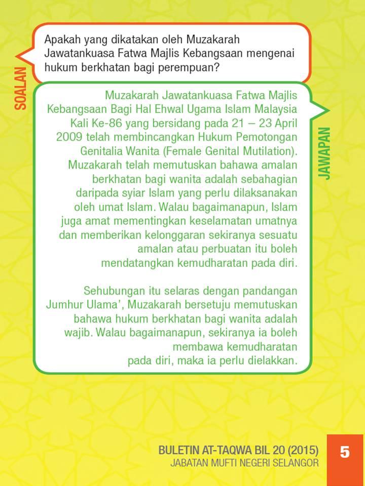 hukum-sunat-perempuan-buletin-attawqa-bil20