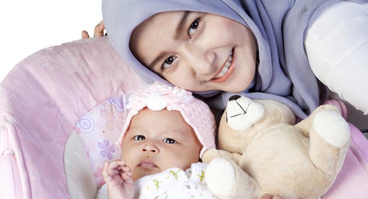 sunat bayi perempuan