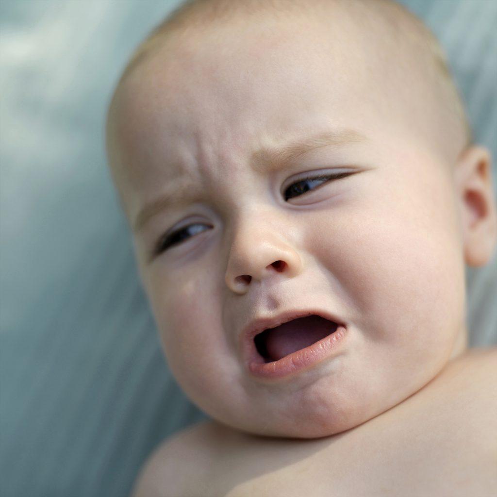 anak sering menangis