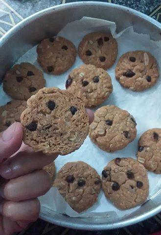 cara-buat-biskut-oat-a1