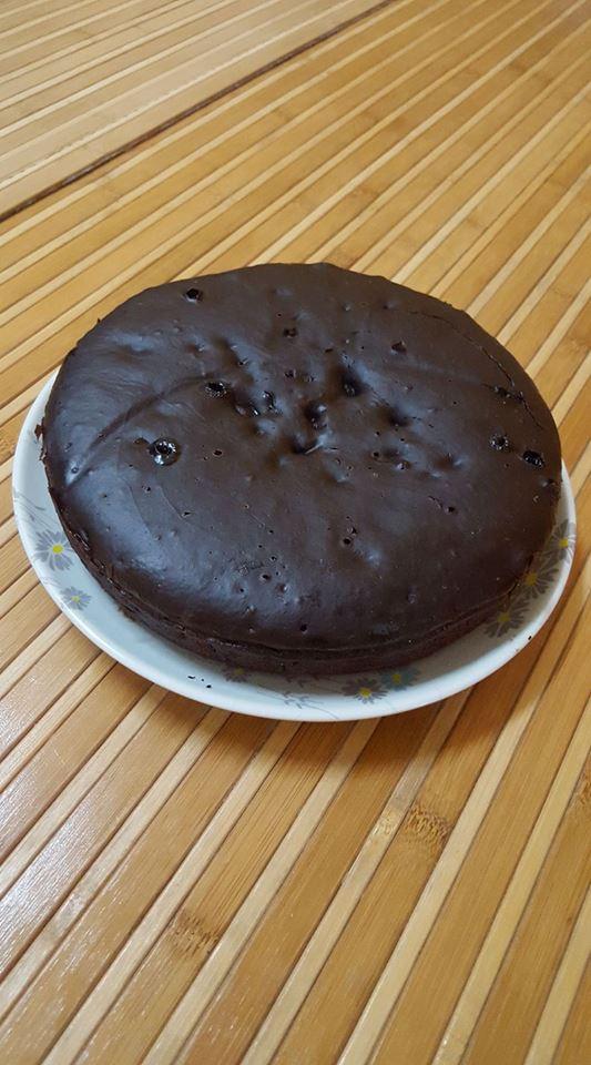 cara buat kek tanpa oven