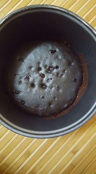 kek-coklat-rice-cooker