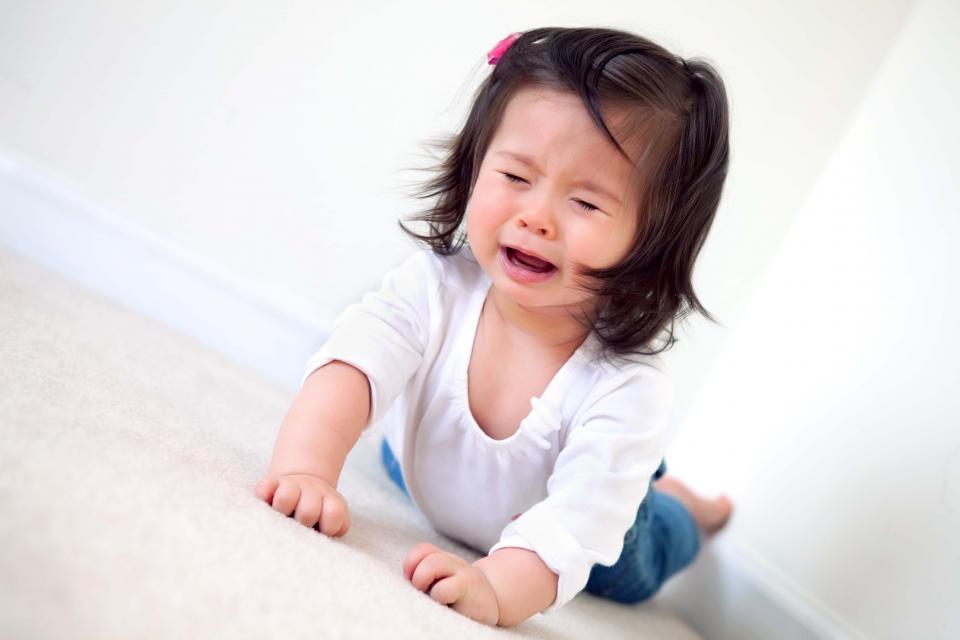 anak suka menangis