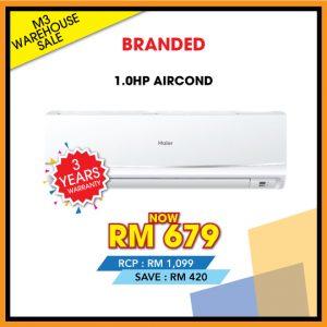 1-0hp-aircond