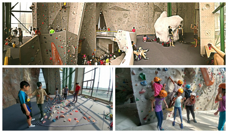 Foto Kredit: Camp 5 Indoor Climbing Gym