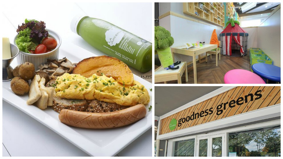 Foto Kredit: Goodness Greens Cafe
