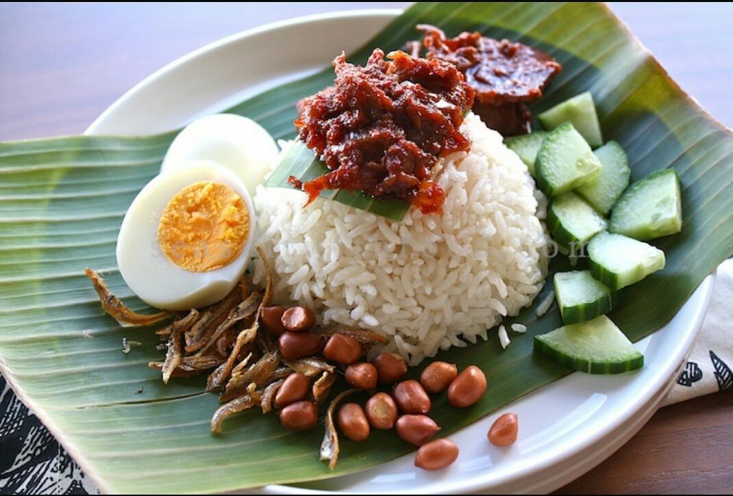tips masak nasi lemak