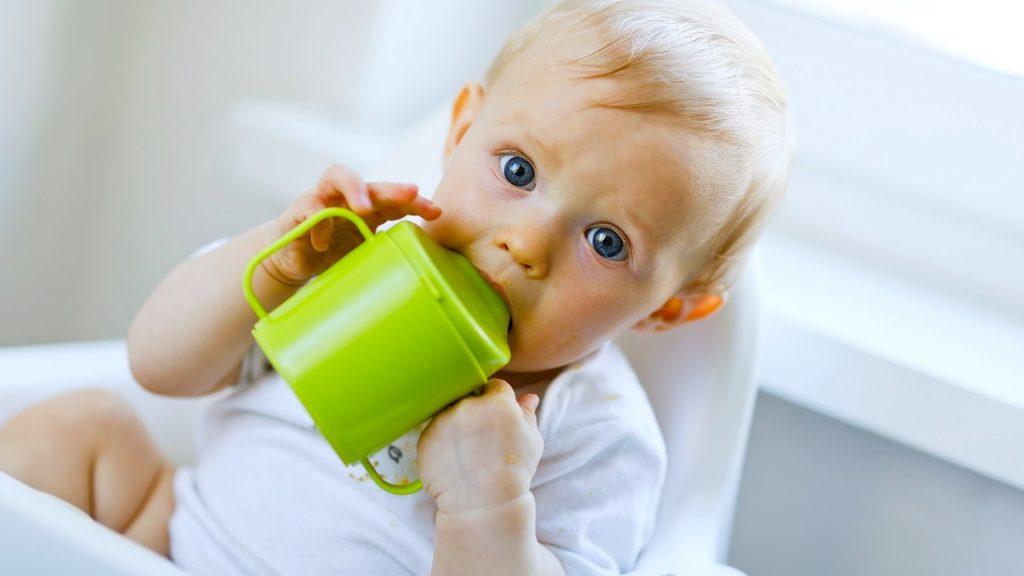 tempoh penggunaan botol susu bayi