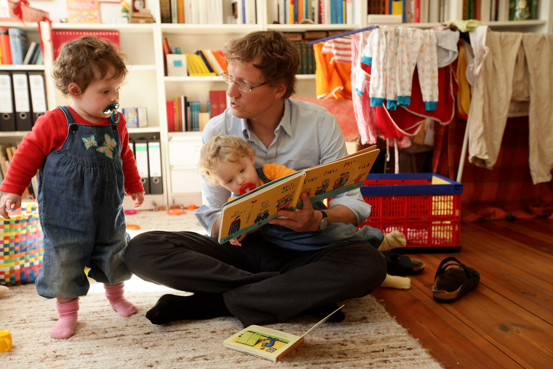 ajar anak membaca