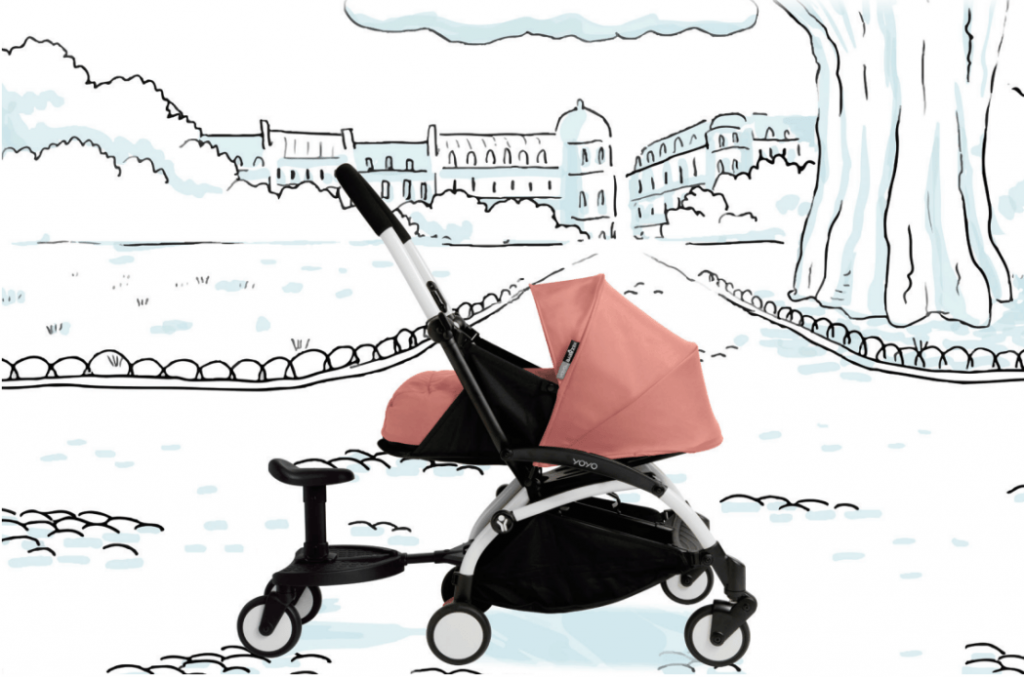 6 Stroller Lipat Paling Kompak Ringan Senang Bawa Travel