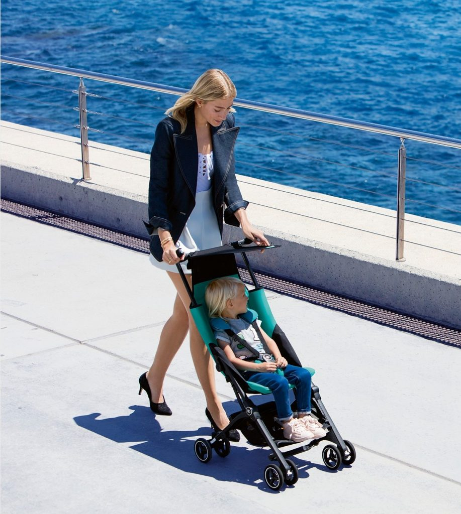 6 Stroller Lipat Paling Kompak & Ringan. Senang Bawa Travel