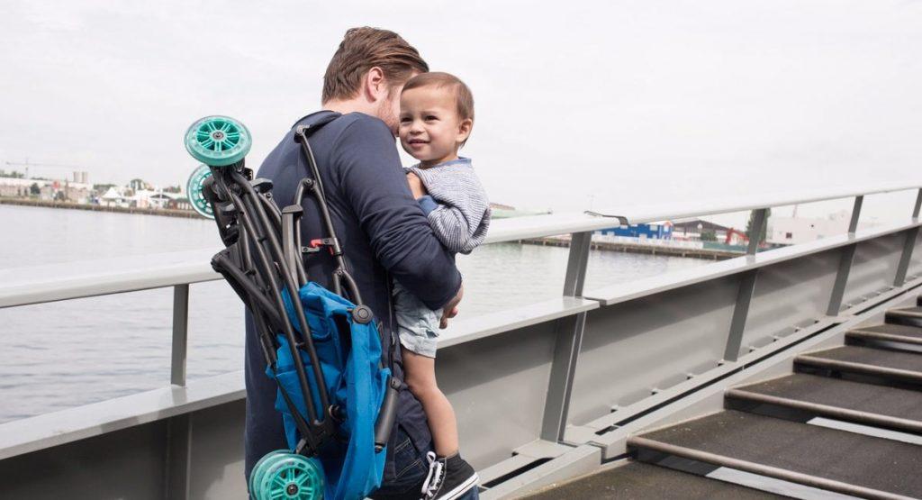 Stroller Yang Ringan,Murah Dan Mudah Dibawa Kemana Sahaja!