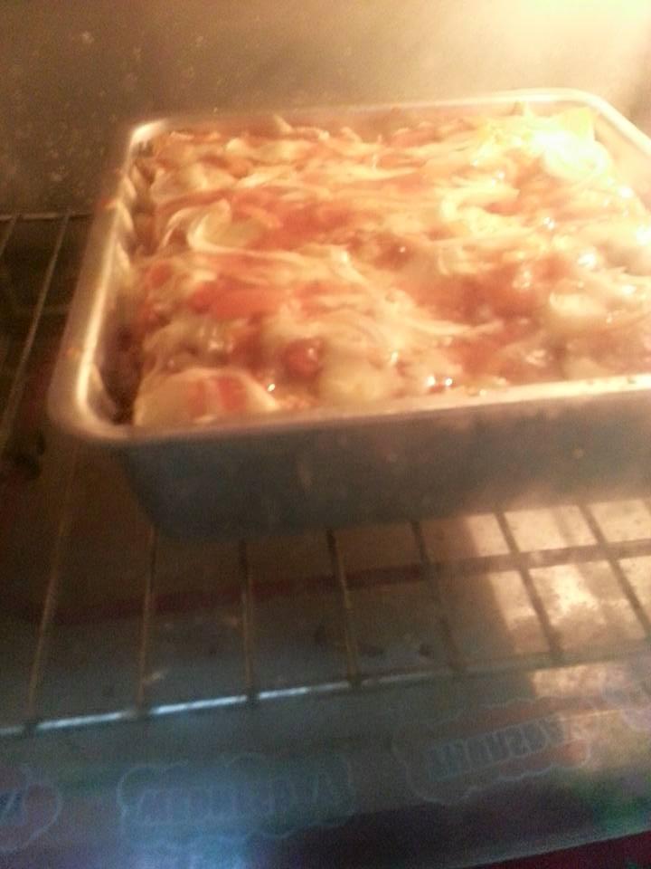 cara buat lasagna