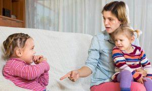 cara ajar anak minta maaf