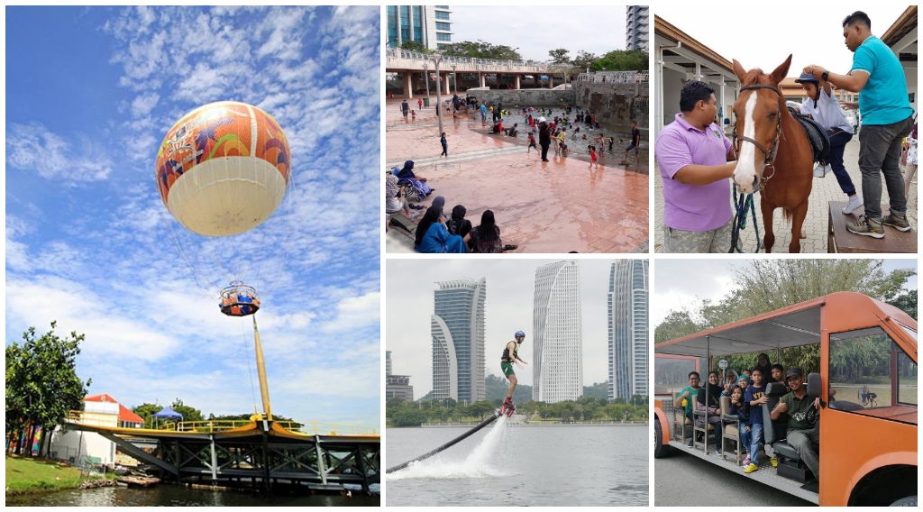 Tempat menarik dating di Selangor
