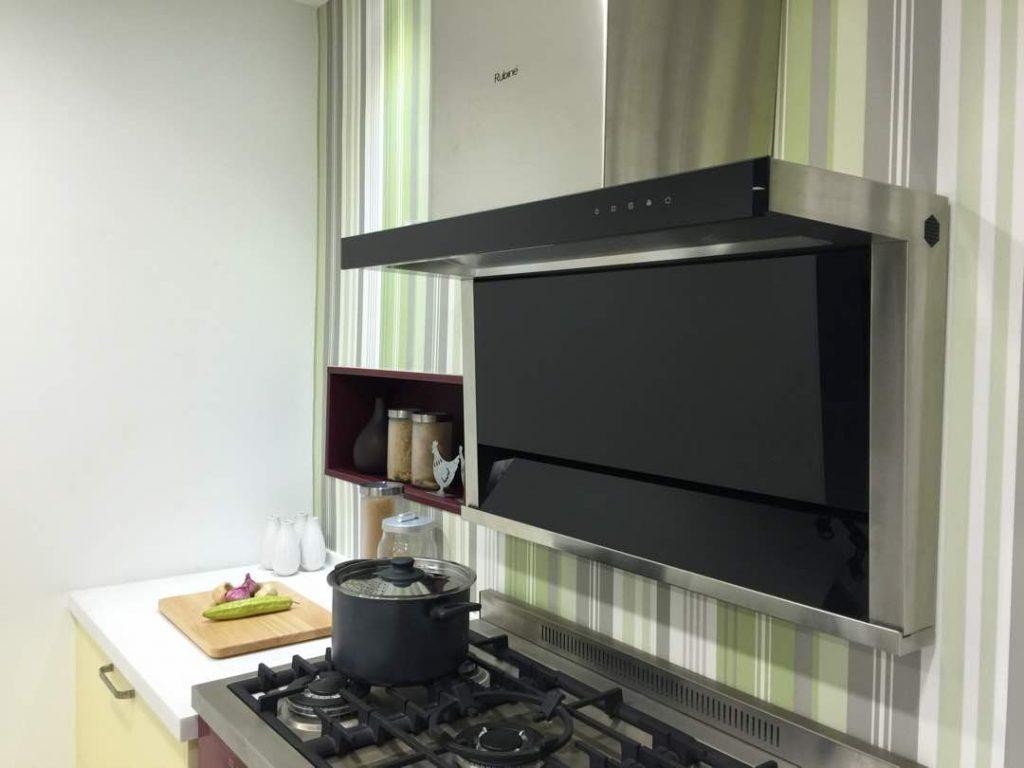 Cara Alternatif Rubine Sirocco Kitchen Hood Boleh Selesaikannya