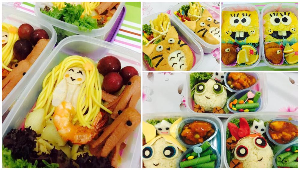 Comelnya Ini 30 Idea Bekal Makanan Anak Ke Sekolah Untuk Sebulan Tak Payah Pening Lagi
