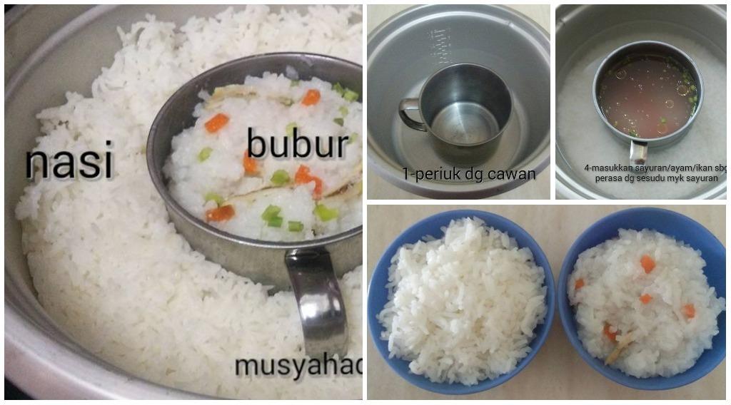 Nak Tunggu Nasi Masak Pun Dah Satu Hal Nanti Lembut Makan Masa Juga Tak Ada Cara Lain Ke Yang Mudah Sikit Ya