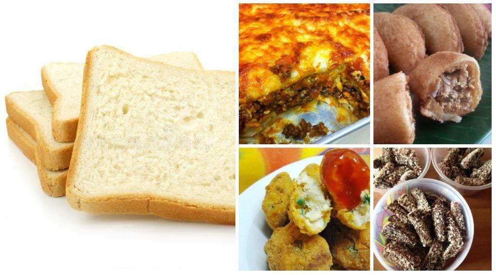 10 Resepi Paling Mudah & Lazat Guna Lebihan Roti Gardenia