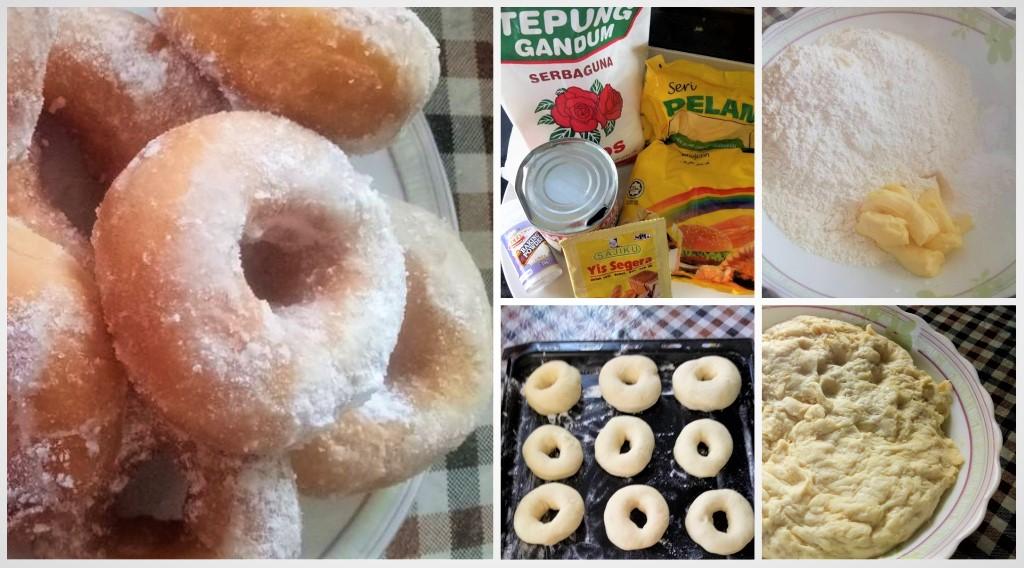 Resepi Donut Tanpa Uli Tapi Lembut Sampai Ke Pagi