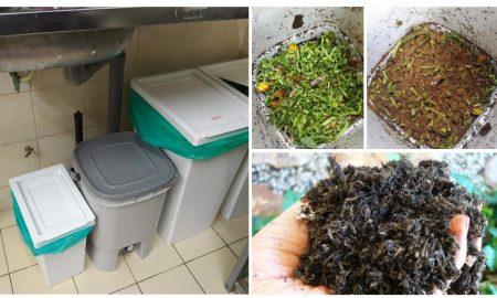 cara membuat baja kompos