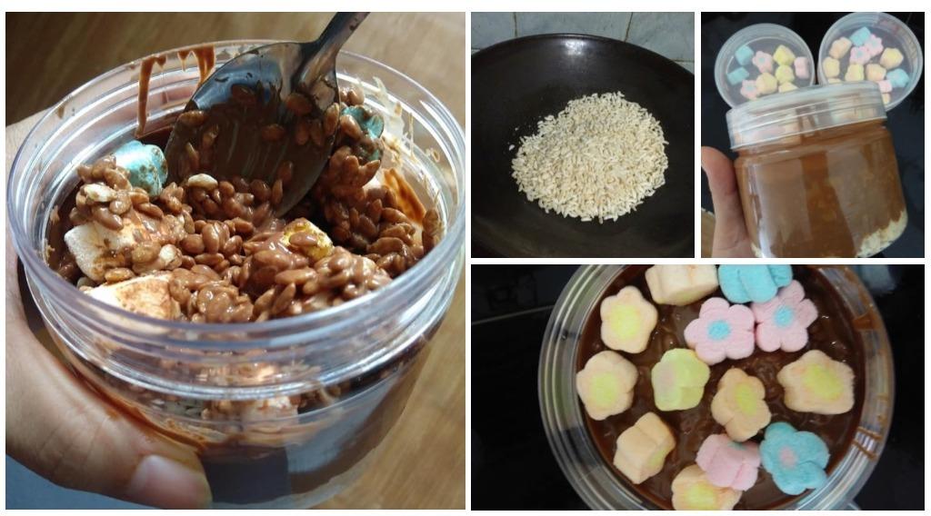 Cara Buat ChocoJar Yang Mudah Dengan Hanya 3 Bahan Sahaja