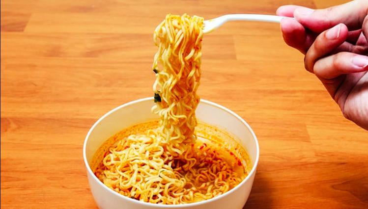 Image result for maggi sup panas