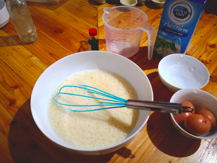 Resepi Portugese Egg Tart Yang Mudah Dan Sedap!Yang Penting Tak Muak!