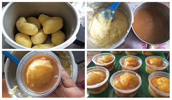 Mudahnya Buat Mashed Potato Ala Ala Kfc Anak Confirm Suka