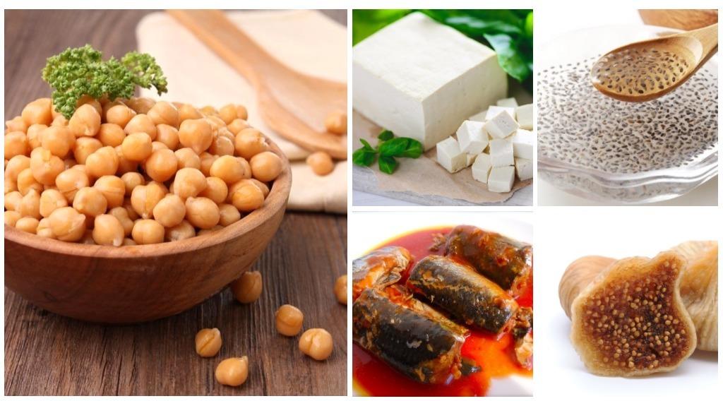 7 Makanan Dengan Kalsium Lebih Tinggi Berbanding Susu Kalau Loya