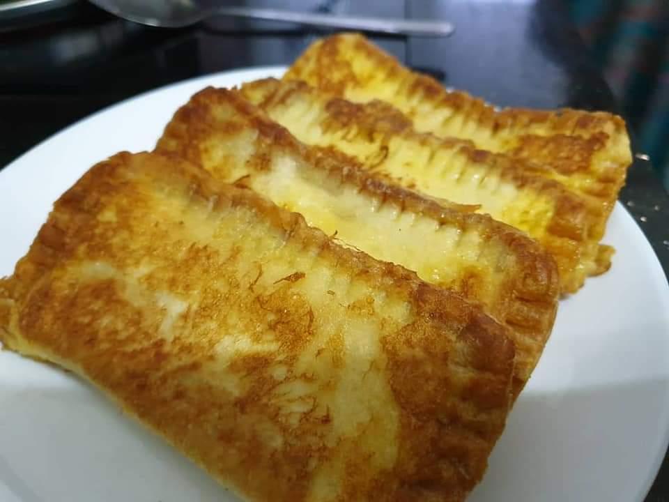 Resepi roti sardin