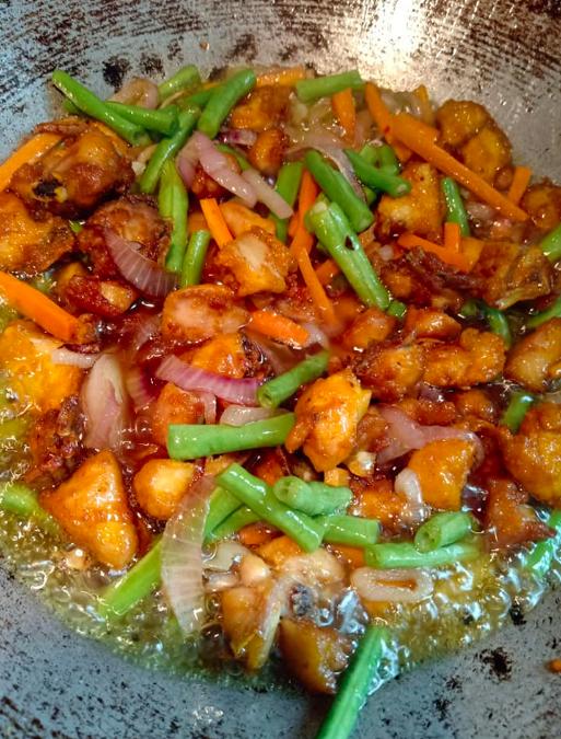 Cara Masak Ayam Goreng Kunyit Viral Macam Di Kedai Boleh