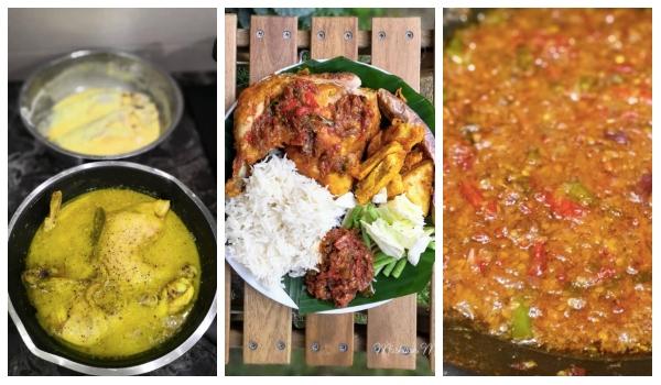 Terliurnya Resipi Nasi Ayam Penyet Viral Persis Restoran Indonesia Ini Mesti Tambah