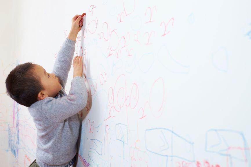 cara ajar anak menulis