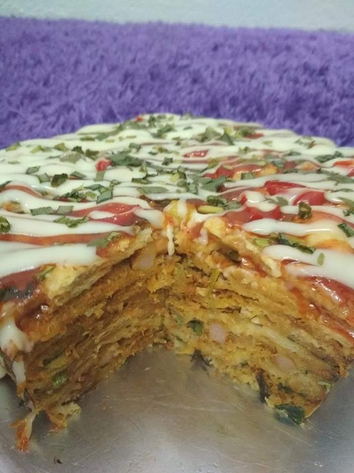 Resepi lasagna biskut