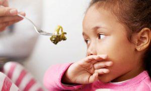 kurang zat besi pada anak