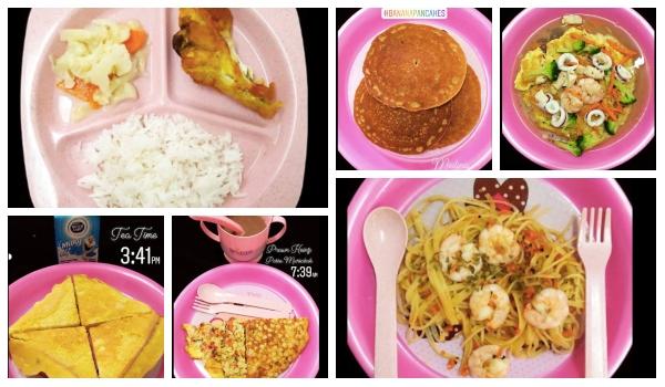 12 Idea Menu Harian Untuk Anak Umur 1 Tahun Ke Atas Mesti Dah Tak Mogok Makan
