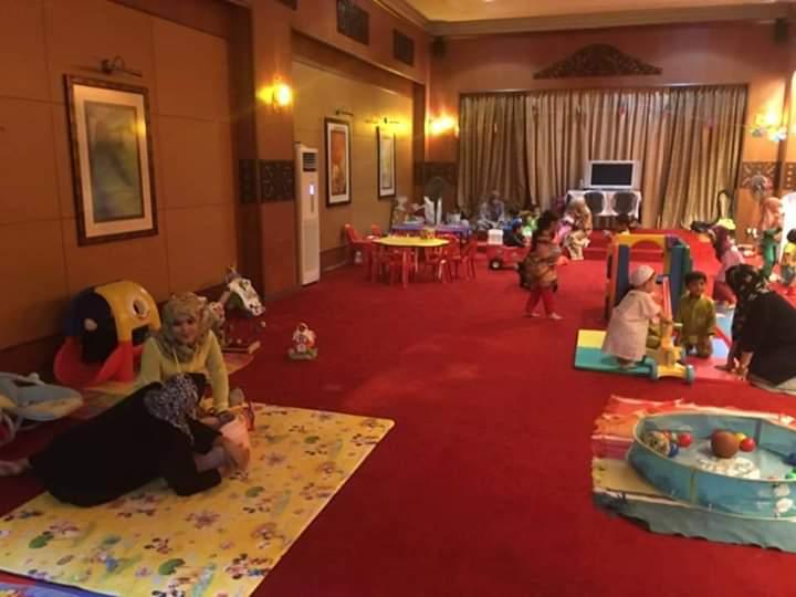 Masjid mesra kanak kanak
