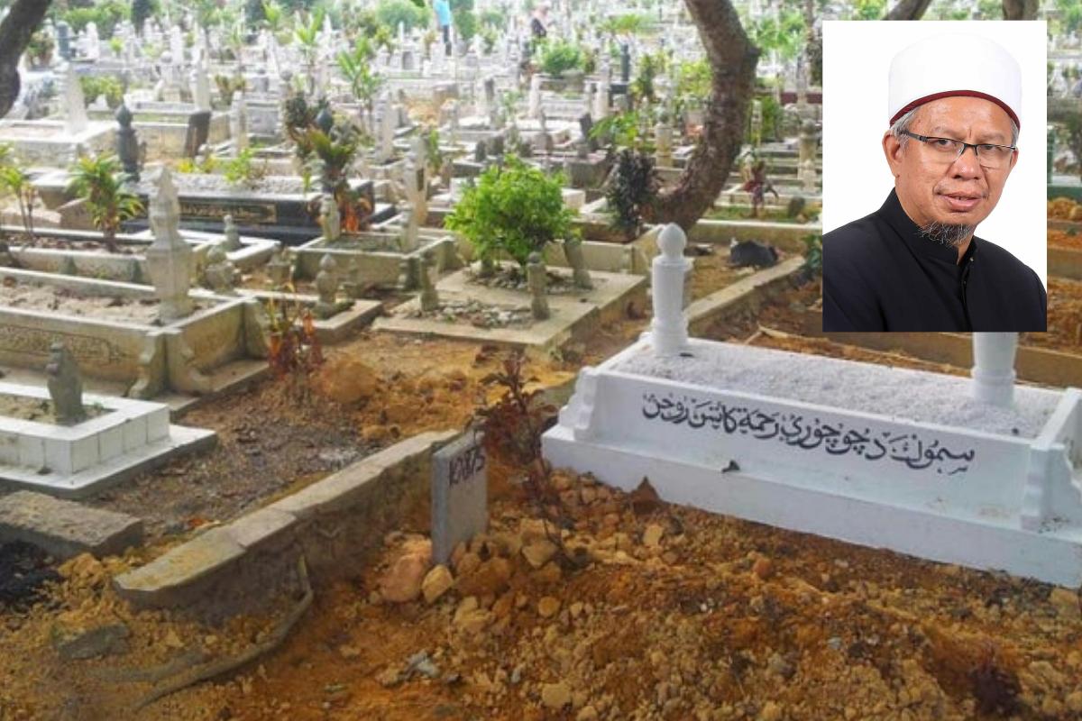 Hukum Menziarahi Kubur Pada Hari Raya Yang Ramai Keliru