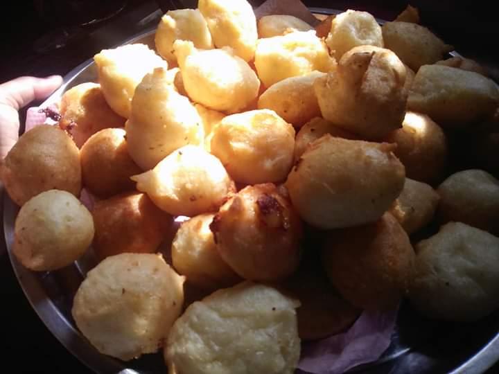 Resepi cucur durian