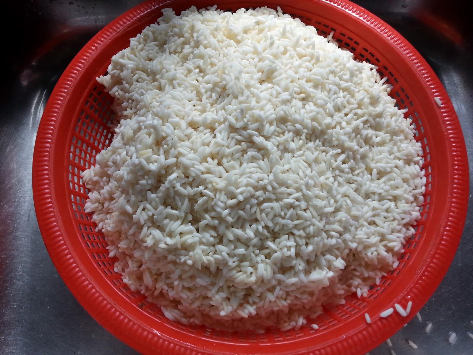 Resepi pulut rice cooker