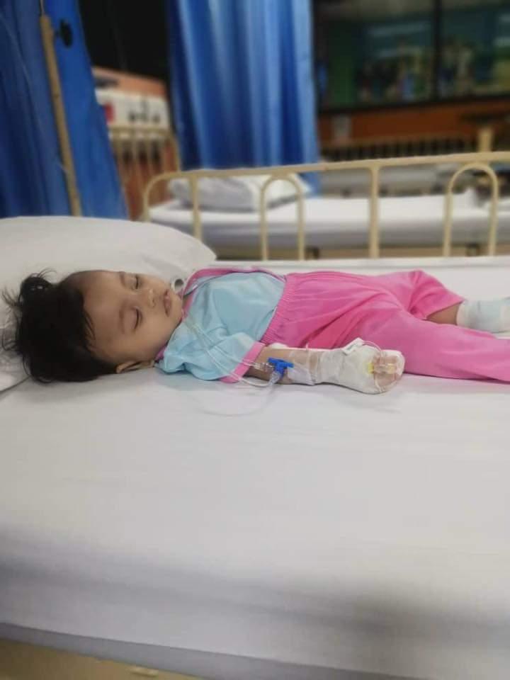Basuh Tangan Bersih Bersih Sebelum Pegang Baby Ibu Ini Kongsi Bahaya Kuman Salmonella